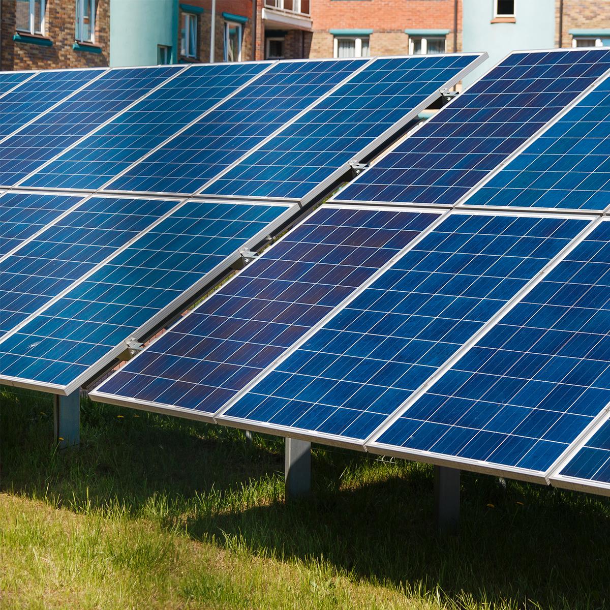 Instalación de paneles solares en Madrid
